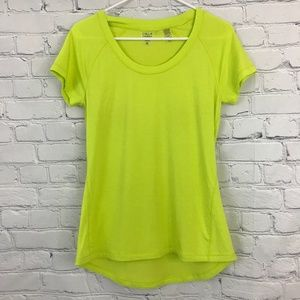 Calia Bright Citrus workout top